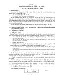 GIÁO TRÌNH ĐỊNH MỨC XÂY DỰNG CƠ BẢN - PHẦN II ĐỊNH MỨC VẬT TƯ TRONG XÂY DỰNG - CHƯƠNG 7