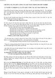 Giáo trình lý thuyết kế toán -  CHƯƠNG VII. TỔ CHỨC CÔNG TÁC KẾ TOÁN TRONG DOANH NGHIỆP