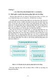 ĐỊNH MỨC LAO ĐỘNG - Chương 2. CÁC PHƯƠNG PHÁP ĐỊNH MỨC LAO ĐỘNG