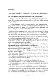ĐỊNH MỨC LAO ĐỘNG - Chương 3. THU THẬP VÀ XỬ LÝ THÔNG TIN ĐỂ ĐỊNH MỨC LAO ĐỘNG