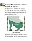 Mở rộng lãnh thổ xuống phía nam - Chiến tranh với Champa (thế kỷ XI-XVII)