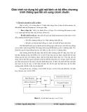 Giáo trình sử dụng bộ giải mã lệnh và bộ đếm chương trình thông qua tần số xung clock chuẩn p1