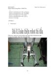 Bài 8: Hoàn thiện robot thi đấu