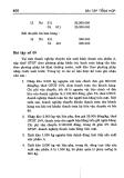 Bài tập và bài giải nguyên lý kế toán part 9