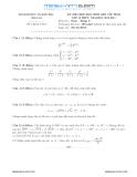 15 Đề thi học sinh giỏi Toán 12 - Kèm đáp án