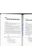 Giáo trình THIẾT KẾ CỌC VÁN THÉP - Chương 7 - Phần 1