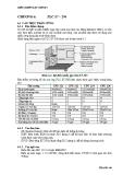 BÀI GIẢNG ĐIỀU KHIỂN LẬP TRÌNH 1 - CHƯƠNG 6:  PLC S7 – 200