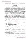 GIÁO TRÌNH MÁY ĐIỆN II - PHẦN III CÁC VẤN ĐỀ LÍ LUẬN CHUNG CỦA MÁY ĐIỆN XOAY CHIỀU - CHƯƠNG 3