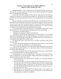 QUÁ TRÌNH LỌC TÁCH VẬT LÝ - Chương 2 : ỨNG DỤNG QUÁ TRÌNH TRÍCH LY TRONG CÔNG NGHỆ LỌC DẦU