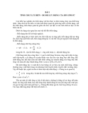 GIÁO TRÌNH THÍ NGHIỆM GỐM SỬ - BÀI 1 TÍNH CHẤT LƯU BIẾN – ĐO ĐỘ LƯU ĐỘNG CỦA HỒ GỐM SỨ