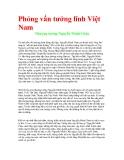 Phỏng vấn tướng lĩnh Việt Nam - Thượng tướng Nguyễn Minh Châu