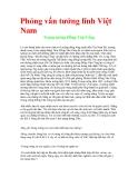 Phỏng vấn tướng lĩnh Việt Nam - Trung tướng Đồng Văn Cống