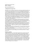 Khi đồng minh tháo chạy Phần 4 - Chương 14 Rước của nợ hay được của có ?