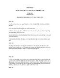 HIẾN PHÁP NƯỚC CỘNG HOÀ XÃ HỘI CHỦ NGHĨA VIỆT NAM  NĂM 1992 -  CHƯƠNG IX HỘI ĐỒNG NHÂN DÂN VÀ ỦY BAN NHÂN DÂN