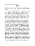Điện Biên Phủ - một góc địa ngục