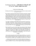 Ấn chương Việt Nam - CHƯƠNG IV TÍN KÝ, KÝ VÀ ẤN TƯ NHÂN THỜI NGUYỄN