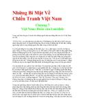 Những Bí Mật Về Chiến Tranh Việt NamChương 7 Việt Nam: Đoàn của LansdaleTrong