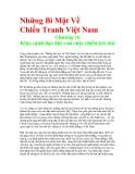 Những Bí Mật Về Chiến Tranh Việt Nam - Chương 16 Khía cạnh đạo đức của cuộc chiến kéo dài