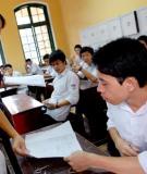 Đề thi tuyển sinh Đại học năm 2011 môn Lý khối A - Mã đề 936
