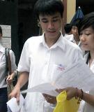 Đề thi tuyển sinh đại học năm 2011 môn hóa học khối A - Mã đề 641