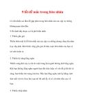 9 lỗi dễ mắc trong hôn nhân