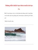 Những điều khiến bạn thèm muốn du học Úc