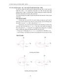 Giáo trình hướng dẫn đo mức cao của môi chất bằng phương pháp tiếp xúc ở tiết diện gốc của tầng p4