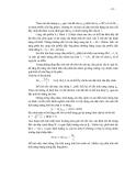 Giáo trình phân tích phương trình vi phân viết dưới dạng thuật toán đặc tính của hệ thống p3