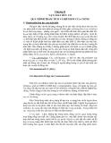 Bài giảng địa hóa dầu - Chương II VẬT CHẤT HỮU CƠ QUÁ TRÌNH TRẦM TÍCH VÀ BIẾN ĐỔI CỦA CHÚNG