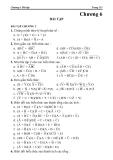 Giáo trình kỹ thuật số - Chương 6
