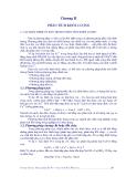 Giáo trình hóa phân tích - Chương 2 Phân tích khối lượng