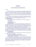 Giáo trình hóa phân tích - Chương 5 Sai số trong hóa phân tích