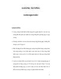 LOÃNG XƯƠNG (osteosporosis)