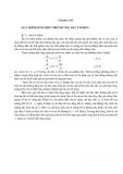 Kỹ thuật cao áp : Quá trình sóng điện trên đường dây tải điện part 1