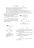 Kỹ thuật cao áp : Quá trình sóng điện trên đường dây tải điện part 2