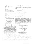 Kỹ thuật cao áp : Quá trình sóng điện trên đường dây tải điện part 3