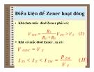 Điện tử học : Diod part 8