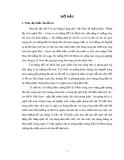 """Tiểu luận """"Tư tưởng Hồ Chí Minh về cách mạng giải phóng dân tộc"""""""