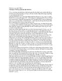 Nhớ lại và suy nghĩ - Chương 8: Chỉ huy quân khu đặc biệt Kiev