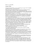 Nhớ lại và suy nghĩ - Chương 2: Đi lính