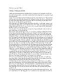 Nhớ lại và suy nghĩ -Chương 3: Tham gia nội chiến