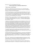 Dưới giá treo cổ cựu TT Iraq Saddam Hussein - Bài 8 Phản ứng quốc tế đối với vụ hành quyết Saddam Hussein