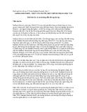 Dưới giá treo cổ cựu TT Iraq Saddam Hussein - Bài 2 SADDAM HUSSEIN - MỘT CON NGƯỜI, MỘT CHÍNH TRỊ GIA ĐỘC TÀI