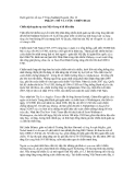 Dưới giá treo cổ cựu TT Iraq Saddam Hussein - Bài 10 MỸ VÀ CUỘC CHIẾN IRAQ