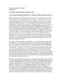 Văn hoá sử Nhật Bản -  CHƯƠNG 7 VĂN HÓA THỜI KỲ PHONG KIẾN SUY SỤP VĂN NGHỆ THÀNH PHỐ CHÍN RỤC VÀ TRẬT TỰ PHONG KIẾN LUNG LAY