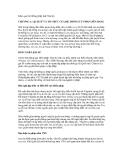 Khái quát hệ thống pháp luật Hoa Kỳ - CHƯƠNG 1: LỊCH SỬ VÀ TỔ CHỨC CỦA HỆ THỐNG TƯ PHÁP LIÊN BANG