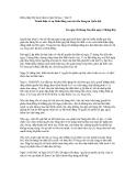 Hiến pháp Mỹ được làm ra như thế nào ? - [bài 7] Tranh luận về sự bình đẳng của các tiểu bang tại Quốc hội