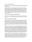 Khái quát hệ thống pháp luật Hoa Kỳ - CHƯƠNG 4: CÁC LUẬT SƯ, NGUYÊN ĐƠN VÀ NHÓM LỢI ÍCH TRONG THỦ TỤC TỐ TỤNG
