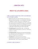 CHOÁNG SỐ 2PHẢN VỆ (ANAPHYLAXIS)