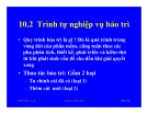 Bài giảng công nghệ phần mềm : Kiểm thử và Bảo trì part 8